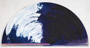 After Goya 'Maria Josefa' by Gretchen Albrecht contemporary artwork