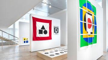 Contemporary art exhibition, Matt Mullican, Five Walls at Capitain Petzel, Berlin