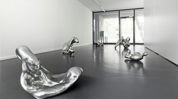 Contemporary art exhibition, A Kassen, Aluminium Pours at Anne Mosseri-Marlio Galerie, Basel