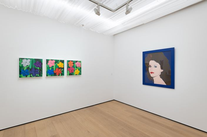 Exhibition view: Group exhibition,BOLD & VIVID, Whitestone Gallery, Hong Kong (9 July–22 August 2020). Courtesy Whitestone Gallery, Hong Kong.