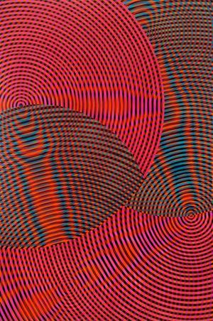 Sonic No. 61 by John Aslanidis contemporary artwork
