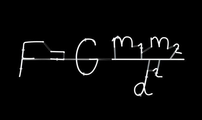 Newton's Gravity by Andrea Galvani contemporary artwork