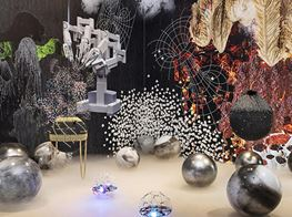 Haegue Yang embarks on a surreal multi-sensory space odyssey in Seoul