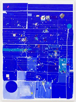 Untitled (Opus) by Bart Stolle contemporary artwork
