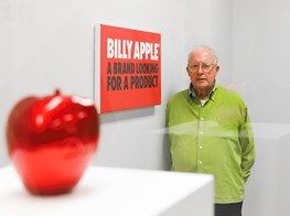 Billy Apple: In Focus