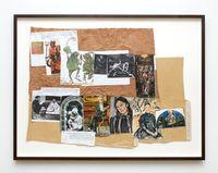 """La Révolution et les Révolutions""""..! (Le plaisir...) by Georges Adeagbo contemporary artwork painting, works on paper, photography, print"""