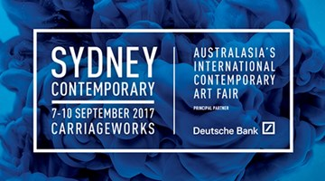 Contemporary art exhibition, Sydney Contemporary 2017 at Mossenson Galleries, Perth