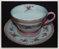 Teacup #9 by Robert Russell contemporary artwork painting
