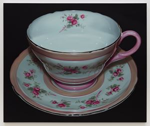 Teacup #9 by Robert Russell contemporary artwork