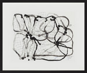 Ohne Titel by Dieter Appelt contemporary artwork