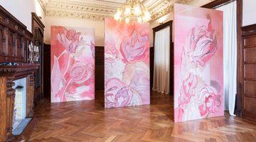Contemporary art exhibition, Matthew Lutz-Kinoy, Grand Entrance at Villa Era, Vigliano Biellese, São Paulo, Brazil