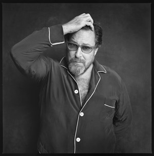 Julian Schnabel by Michael Dannenmann contemporary artwork