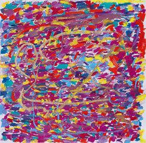 OP 40 by Jackie Saccoccio contemporary artwork