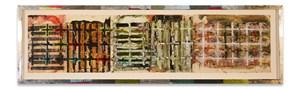 +'s & -'s #57 by Judy Pfaff contemporary artwork