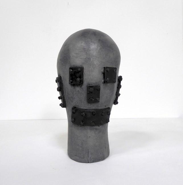 Headcase 21 by Julia Morison contemporary artwork