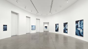 Contemporary art exhibition, Y.Z. Kami, Night Paintings at Gagosian, Rome