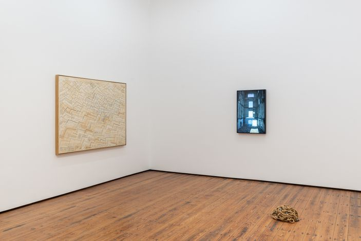 Exhibition view: Group Exhibition,Fathom, Goodman Gallery, Cape Town (25 March–30 May 2021). Courtesy Goodman Gallery.