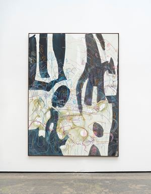 Forest Edge by Janaina Tschäpe contemporary artwork