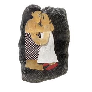 Lovers by Jumaadi contemporary artwork