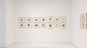 Contemporary art exhibition, Gerhard Richter, Overpainted Photographs at Gagosian, London