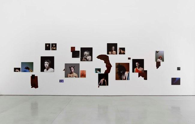 Too Many Words by Liu Shiyuan contemporary artwork