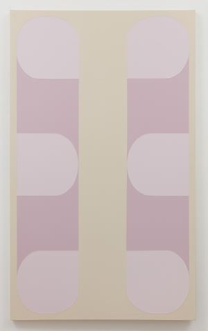 Obround VI by Jovana Millay contemporary artwork