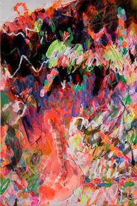 2018 No.11 2018 11号 by Yang Shu contemporary artwork painting