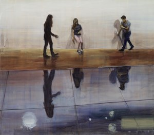A Rehearsal by Jina Park contemporary artwork