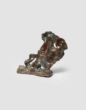 Tun-gue by Nabilah Nordin contemporary artwork sculpture