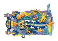 Bubblejet by Kenny Scharf contemporary artwork painting, sculpture, mixed media