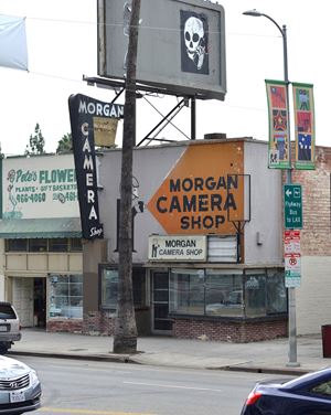Rudolf Schindler, Morgan Camera Shop, Los Angeles by Joachim Brohm contemporary artwork