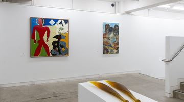 Contemporary art exhibition, Group Exhibition, Spring Winds: A Survey of Important Works at Page Galleries, Wellington, New Zealand