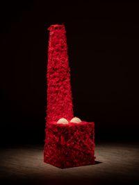 Trono Tupinambá by Lygia Pape contemporary artwork sculpture