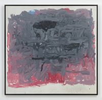 The Day by Philip Guston contemporary artwork painting
