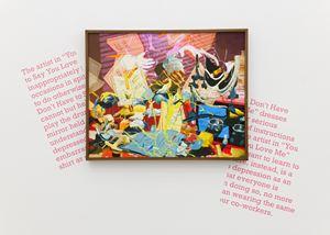 Tuskegee by Jibade-Khalil Huffman contemporary artwork
