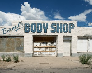 Gallup, New Mexico, July 11, 2014 by Stephen Shore contemporary artwork