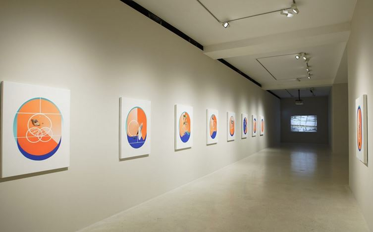 Exhibition view:Alchemist(s), Pearl Lam Galleries, Hong Kong (4 July–14 November 2020). Courtesy Pearl Lam Galleries.