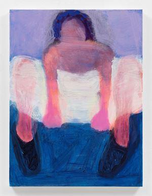 The Dancer by Katherine Bradford contemporary artwork