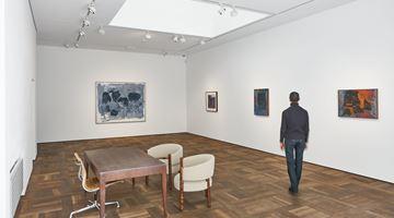 Contemporary art exhibition, Philip Guston, Transformation at Hauser & Wirth, St. Moritz, Switzerland