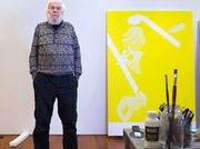 These Days, John Baldessari Cribs From the Masters