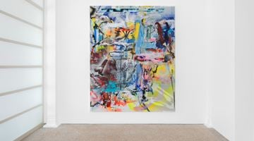 Contemporary art exhibition, Liam Everett, Steel your face right off your head at Galerie Greta Meert, Brussels