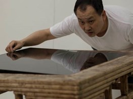"""""""Rotation"""": Chinese multimedia artist Wang Gongxin's first solo exhibition in Hong Kong at White Cube"""