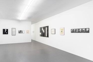 Exhibition view: Group Exhibition,Anna & Bernhard Blume, Des Hughes,Buchmann Box, Berlin (15 September–6 November 2021). Courtesy Buchmann Galerie.