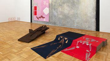 Galerie nächst St. Stephan Rosemarie Schwarzwälder contemporary art gallery in Vienna, Austria
