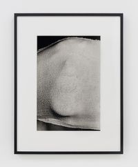Untitled (Performance with surgical bandage) #64 by Ivens Machado contemporary artwork photography