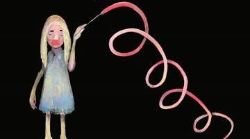 Contemporary art exhibition, Sally Bourke, The Park at Martin Browne Contemporary, Sydney, Australia