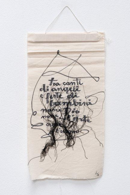 Duemila natali di guerra by Maria Lai contemporary artwork