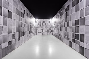 The Printed Room by Grada Kilomba contemporary artwork