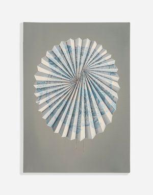 Pliss 2021/VII by Mona Ardeleanu contemporary artwork