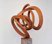 Defeated Requirements by Pieter Obels contemporary artwork sculpture
